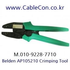 벨덴 1694ABHD3 BNC 압착용 툴 세트 BELDEN