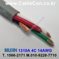 BELDEN 1310A 008(Gray) 4C 14AWG 벨덴 150M