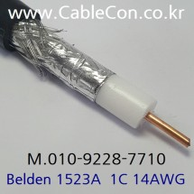 BELDEN 1523A Series 11 벨덴 300미터, 75옴 CATV Cable