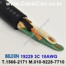 벨덴 Mains Power Cable, BELDEN 19229 3미터