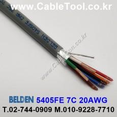 BELDEN 5405FE 008(Gray) 7C 20AWG 벨덴 300M