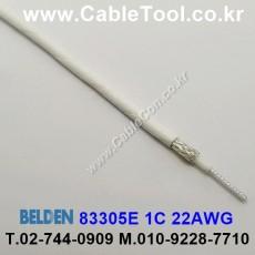 BELDEN 83305E 009(White) 벨덴 30M