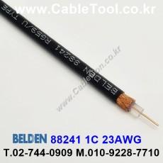 BELDEN 88241 010(Black) RG-59/U 벨덴 300M